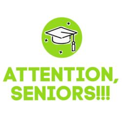 Seniors, it is time to order your caps and gowns!!!