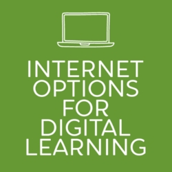 Internet Providers for Digital Learning